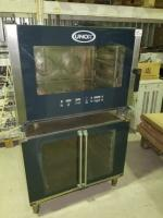 Конвекционная печь с расстоечным шкафом, Unox xbc 405e БУ