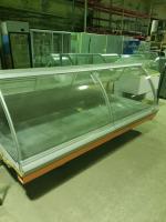 Витрина холодильная гастрономическая АГАТ 250 Г БУ