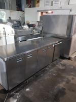 Стол холодильный FINIST CXC-700-4 БУ