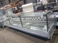 Холодильный ларь-витрина Norpe Gusto SO58-116-118-125-FA