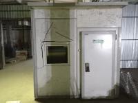 Подсобное помещение из сэндвич панелей, 2500*3000*2700 мм БУ